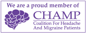 CHAMP Coalition for Headache and Migraine Patients