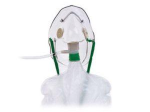Non-rebreather mask